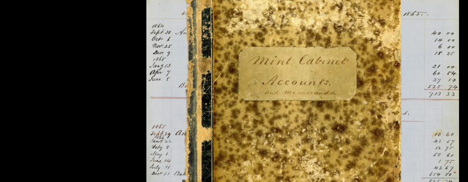 The Mint Accounts Book