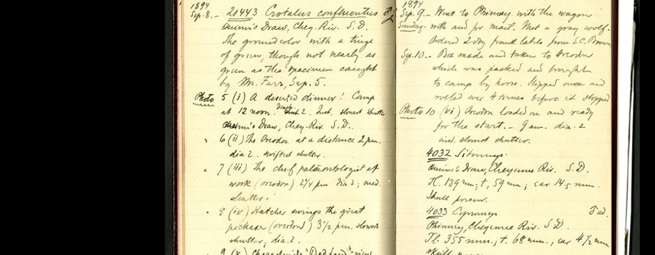 Field Book Registry