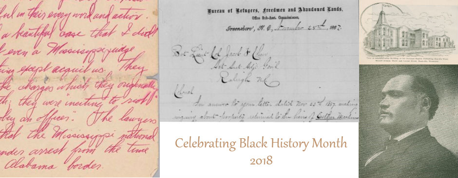 We're celebrating Black History Month 2018 in a big way. Transcribe with us and help preserve Black history and culture.