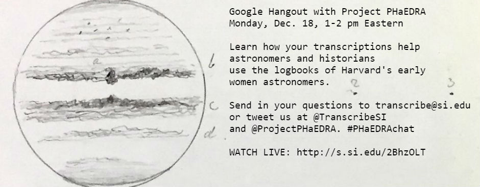 Hangout with the Harvard-Smithsonian Center for Astrophysics' Wolbach Library