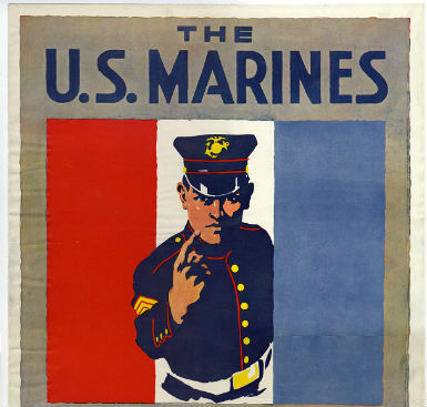 NMAH Princeton Wartime Posters - Catalog Sheets